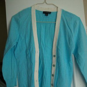 The Limited Light Blue Cardigan XS